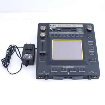 Korg Kaossilator Pro Pharase Sampler / Loop Recorder & Power Supply P-06667