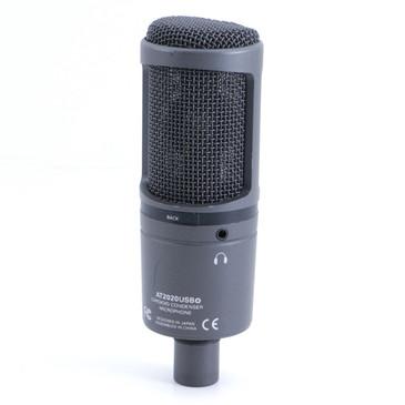 Audio-Technica AT2020USB+ Condenser Cardioid Microphone MC-2961