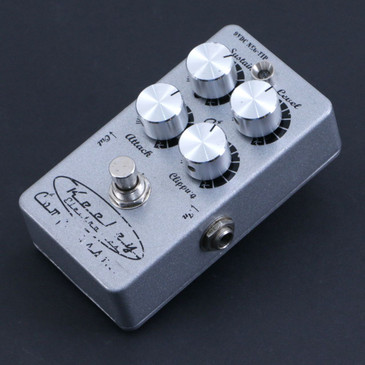 Keeley C4 4-Knob Compressor Guitar Effects Pedal P-06719
