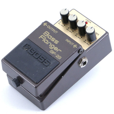 1987 Boss Japan BF-2B Bass Flanger Bass Guitar Effects Pedal P-06804