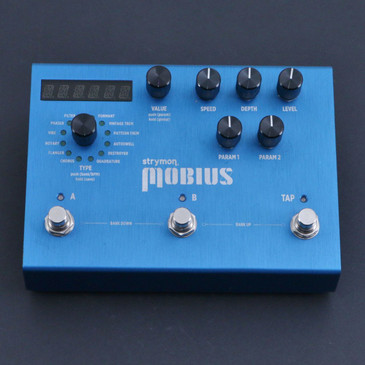 Strymon Mobius Modulation Guitar Effects Pedal P-06819