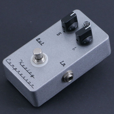 Keeley 2-Knob Compressor Guitar Effects Pedal P-06876