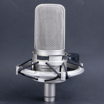 Audio Technica AT4047/SV Condenser Cardioid Microphone MC-3042