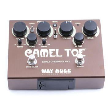 Way Huge Camel Toe Overdrive Guitar Effects Pedal P-06896