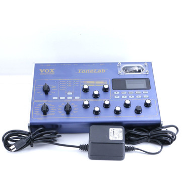Vox Tonelab Desktop Guitar Multi-Effects Processor & Power Supply P-06925