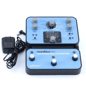 Source Audio SA141 Soundblox Pro Multiwave Bass Distorition  Effects Pedal