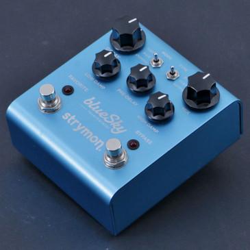 Strymon Blue Sky Reverberator Reverb Guitar Effects Pedal P-06942