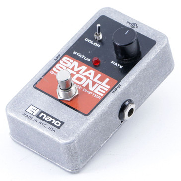 Electro-Harmonix Nano Small Stone Phase Shifter Guitar Effects Pedal P-06953