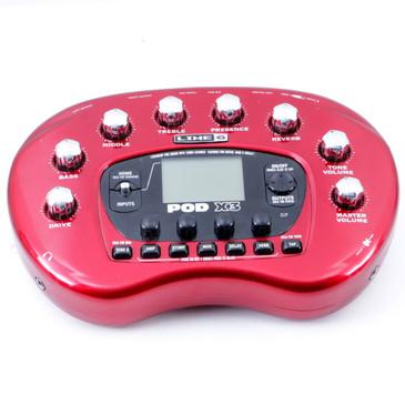 Line 6 Pod X3 Guitar Multi-Effects Processor P-06981