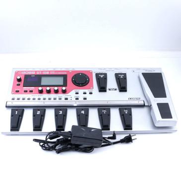 Boss GT-10B Bass Guitar Multi-Effects Pedal & Power Supply P-06976