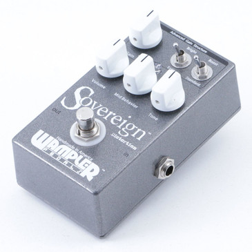 Wampler Sovereign Distortion Guitar Effects Pedal P-06962
