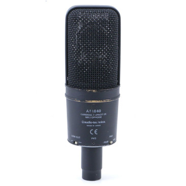 Audio-Technica AT4040 Condenser Cardioid Microphone MC-3076
