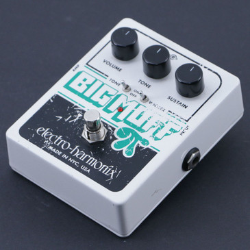 Electro-Harmonix Big Muff Pi Tone Wicker Fuzz Guitar Effects Pedal P-06993