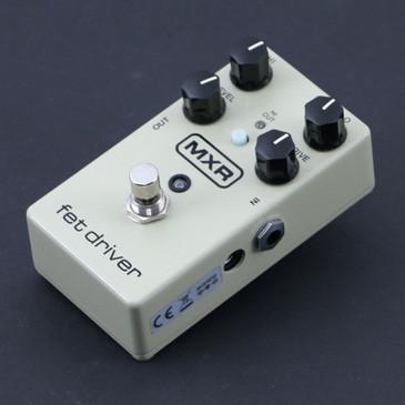 MXR M264 FET Driver Overdrive Guitar Effects Pedal P-06991