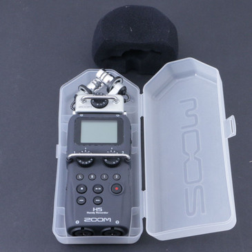 Zoom H5 Portable Handy Recorder w/ Strereo Mic OS-8317