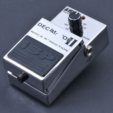 iSP Decimator II Noise Gate Guitar Effects Pedal P-07012