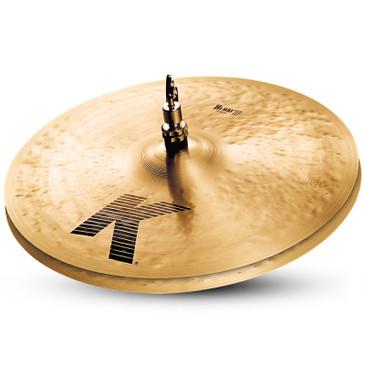 """Zildjian 14"""" K Hi-Hat Cymbal Pair"""