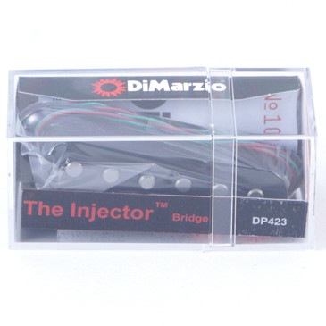 Dimarzio DP423 Paul Gilbert Injector Bridge Guitar Pickup Black