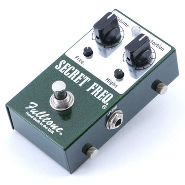 Fulltone Secret Freq Distortion Guitar Effects Pedal P-07026