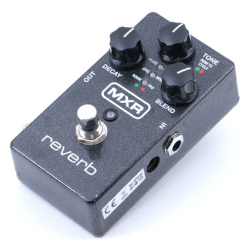 MXR M300 Reverb Guitar Effects Pedal P-07024