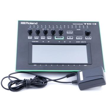 Roland TB-3 Touch Bassline Effects Processor & Power Supply P-07013