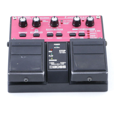 Boss RC-20XL Phrase Recorder Looper Guitar Effects Pedal P-07032