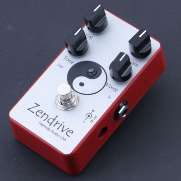 Hermida Audio Zendrive Distortion Guitar Effects Pedal P-07061