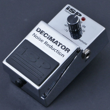 iSP Decimator Noise Gate Guitar Effects Pedal P-07059