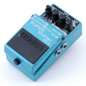 Boss PS-5 Super Shifter Phase Shifter Guitar Effects Pedal P-07057