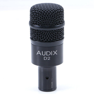 Audix D2 Dynamic HyperCardioid Microphone MC-3141