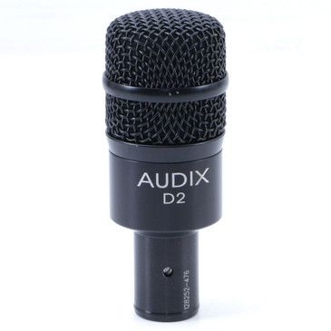 Audix D2 Dynamic HyperCardioid Microphone MC-3126