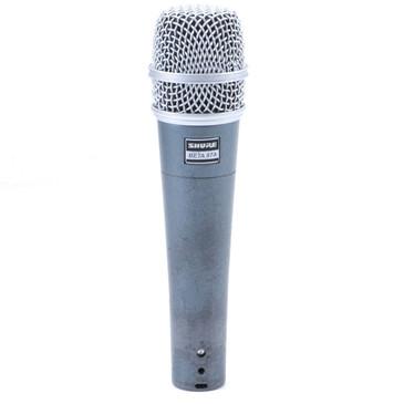 Shure Beta 57A Dynamic SuperCardioid Microphone MC-3119