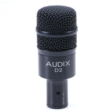 Audix D2 Dynamic HyperCardioid Microphone MC-3142
