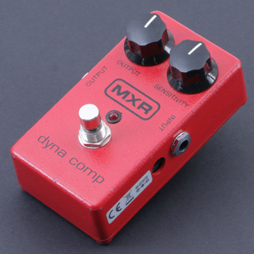MXR M102 Dyna Comp Compression Guitar Effects Pedal P-07080