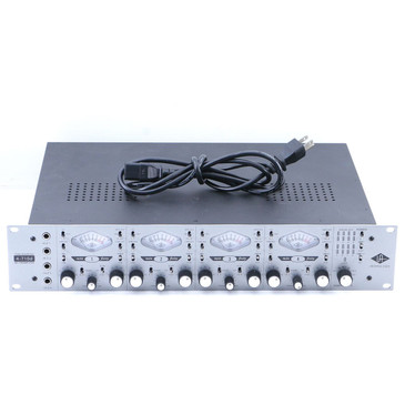 Universal Audio 4-710D 4-Channel Mic Preamp P-07070