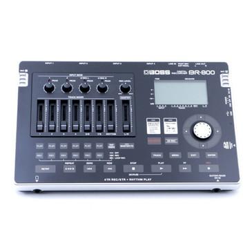 Boss BR-800 Digital Recorder P-07086