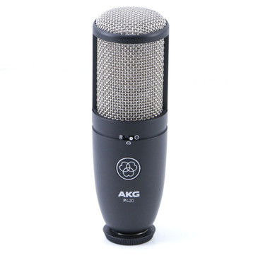 AKG P420 Condenser Multi-Pattern Microphone MC-3149
