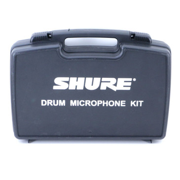 Shure DMK 57-52 Microphone Hardcase OS-8336