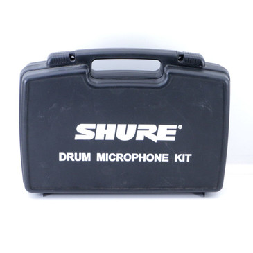 Shure DMK 57-52 Microphone Hardcase OS-8335