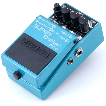 Boss PS-5 Super Shifter Guitar Effects Pedal P-07131