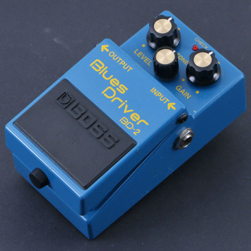 Boss BD-2 Blues Driver Overdrive Guitar Effects Pedal P-07144