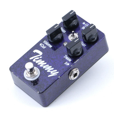 Paul Cochrane Timmy Overdrive Guitar Effects Pedal P-07130