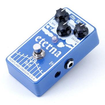 Mr Black Eterna Shimmer Reverb Guitar Effects Pedal P-07133