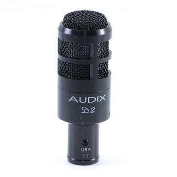 Audix D2 (Original Version) Dynamic HyperCardioid Microphone MC-3168