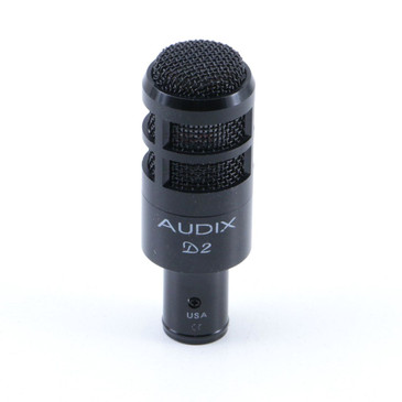 Audix D2 (Original Version) Dynamic HyperCardioid Microphone MC-3166