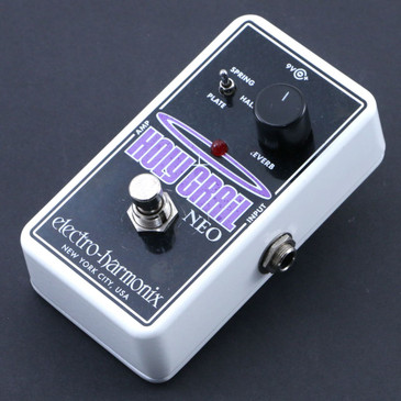 Electro-Harmonix Holy Grail Neo Reverb Guitar Effects Pedal P-07160