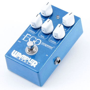 Wampler Ego Compressor Guitar Effects Pedal P-07157