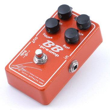 Xotic BB Preamp Andy Timmons Overdrive Guitar Effects Pedal P-07158