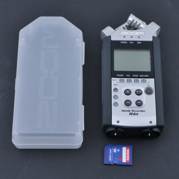 Zoom H4N Handy Recorder OS-8341