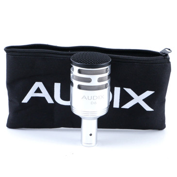 Audix D6 Anniversary Version Dynamic Cardioid Microphone MC-3177